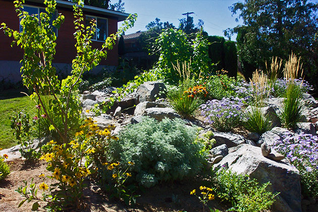 - Palisade Water Feature Project Sierra Nevada Landscapes Reno, NV
